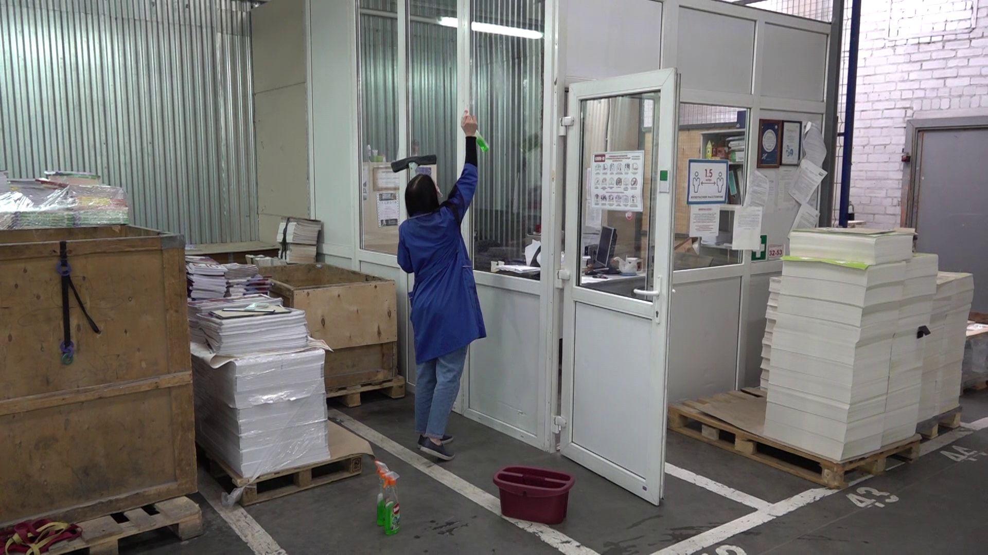 В Ярославле предприятие организовало подработку своим работникам