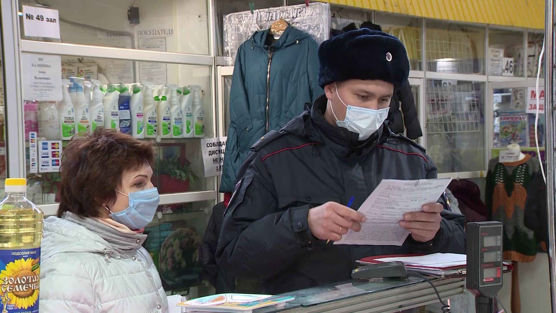 Ярославцы привыкли к масочному режиму