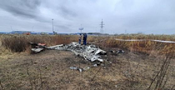 Следователи назвали основные версии крушения легкомоторного самолета, направлявшегося в Ярославскую область