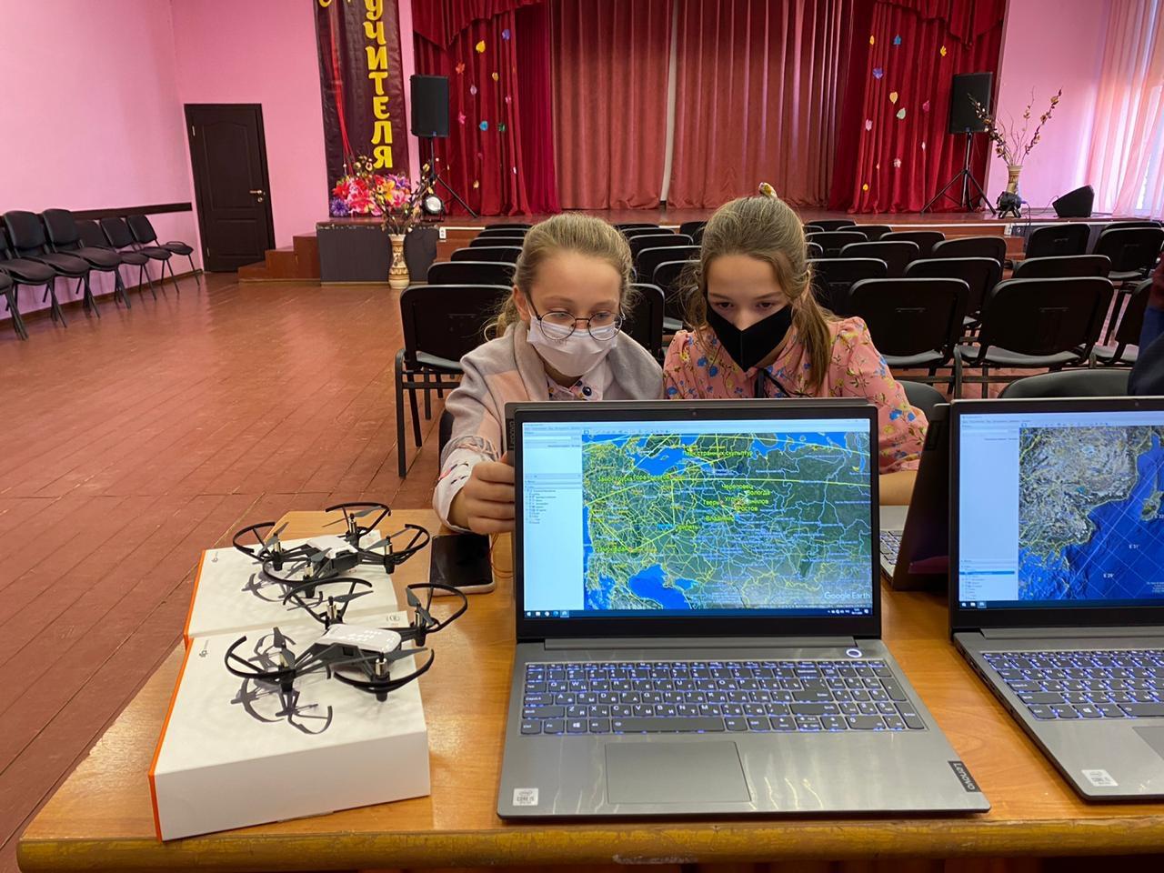 Ярославский детский технопарк впервые прибыл в Некрасовский район