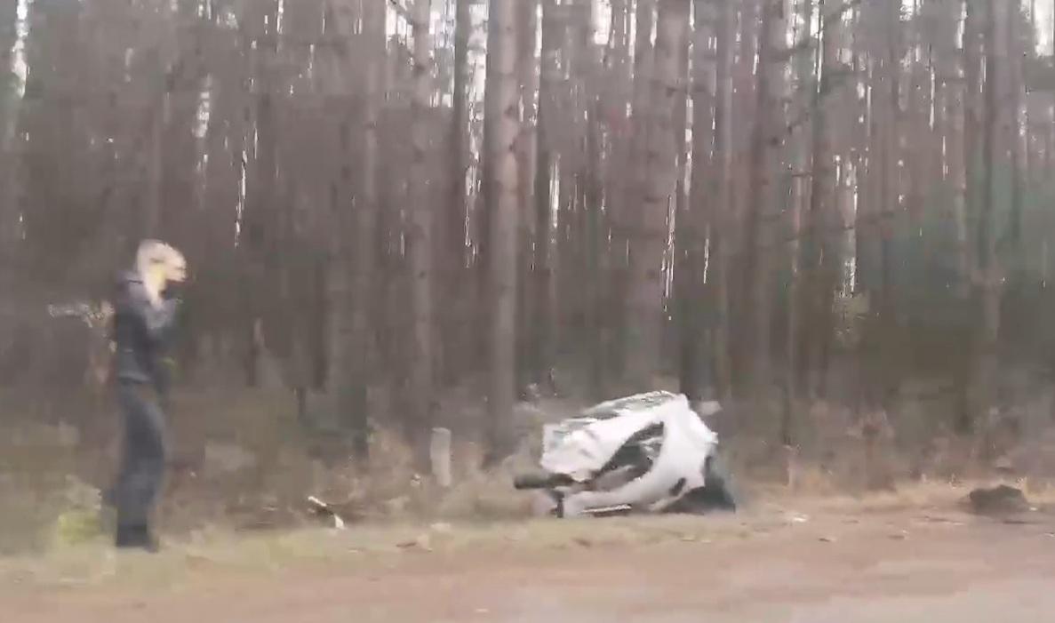 Два человека пострадали в ДТП под Ярославлем