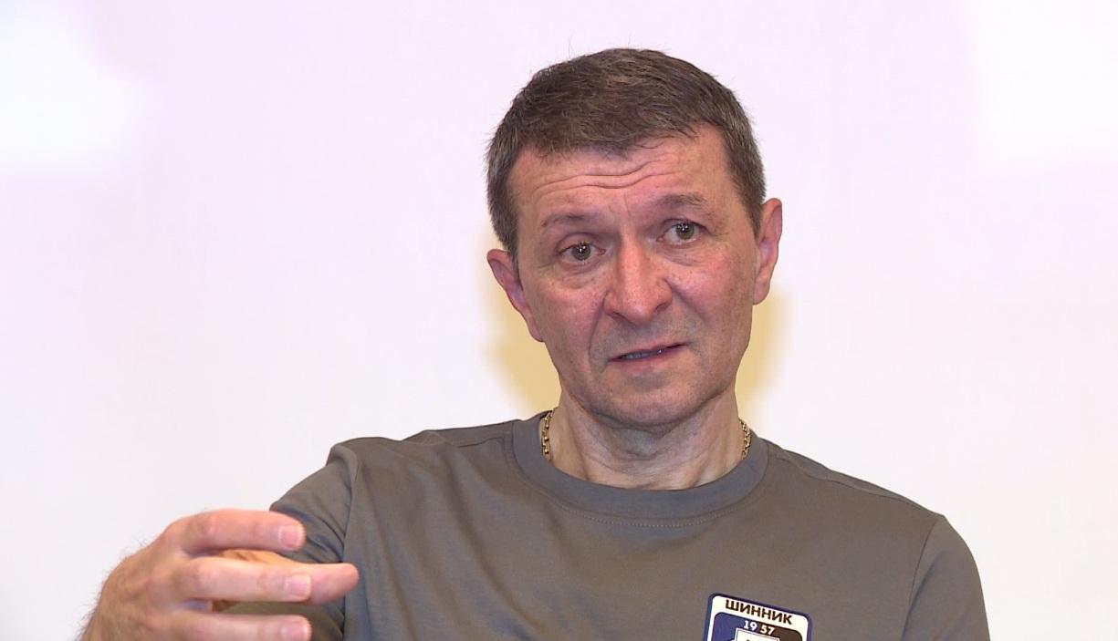 Ярославский «Шинник» провел первую тренировку под руководством Юрия Газзаева