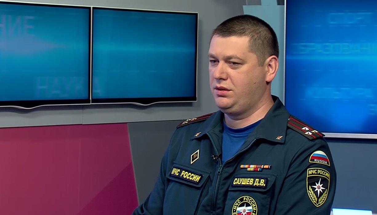 «В тему»: Дмитрий Саушев – об итогах месячника гражданской обороны