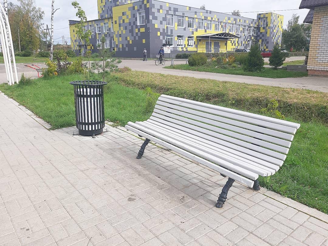 Определены подрядчики, которые будут заниматься благоустройством ряда территорий в Ярославской области в 2021 году