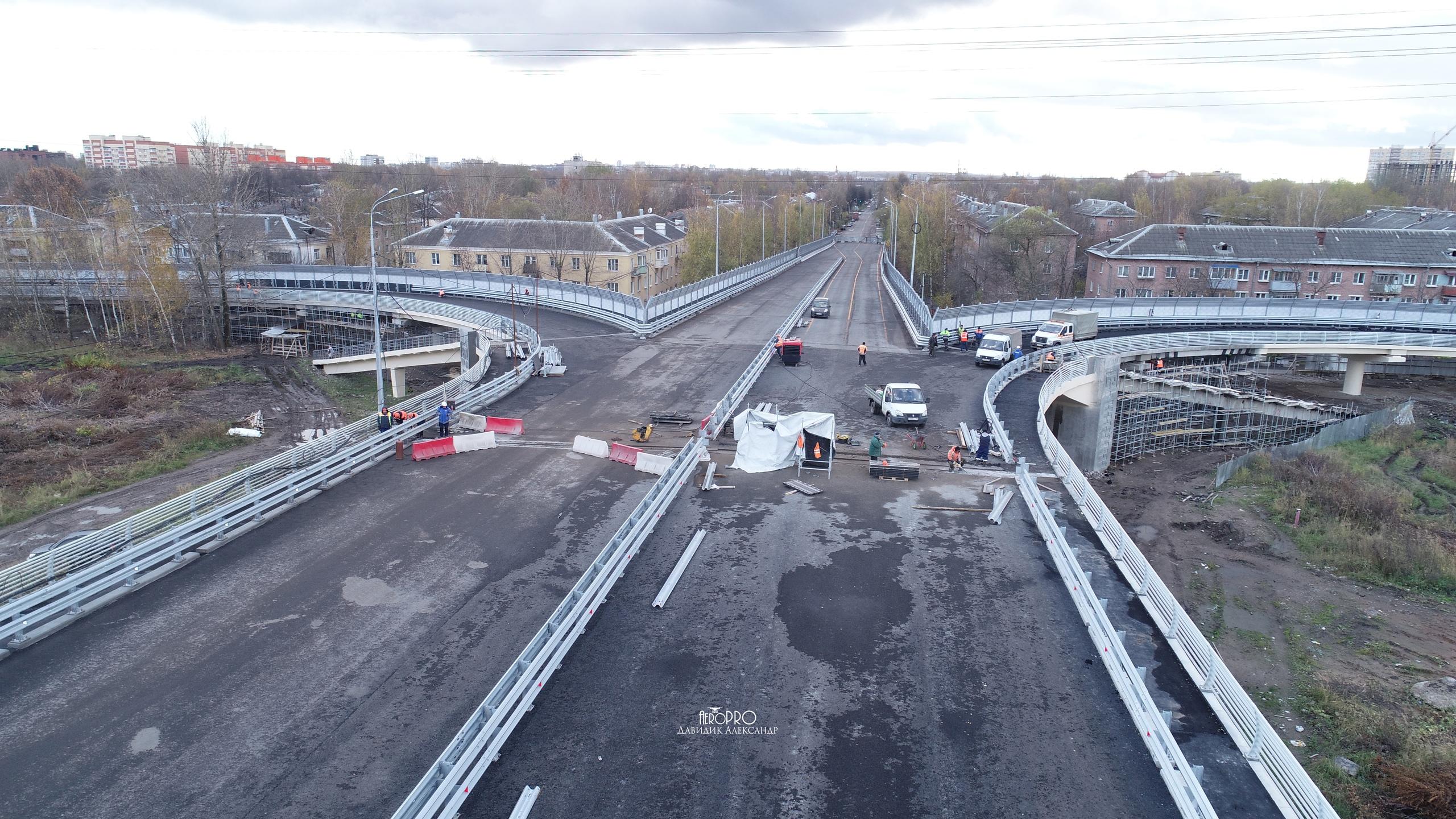 Открывается движение по Добрынинскому путепроводу в Ярославле