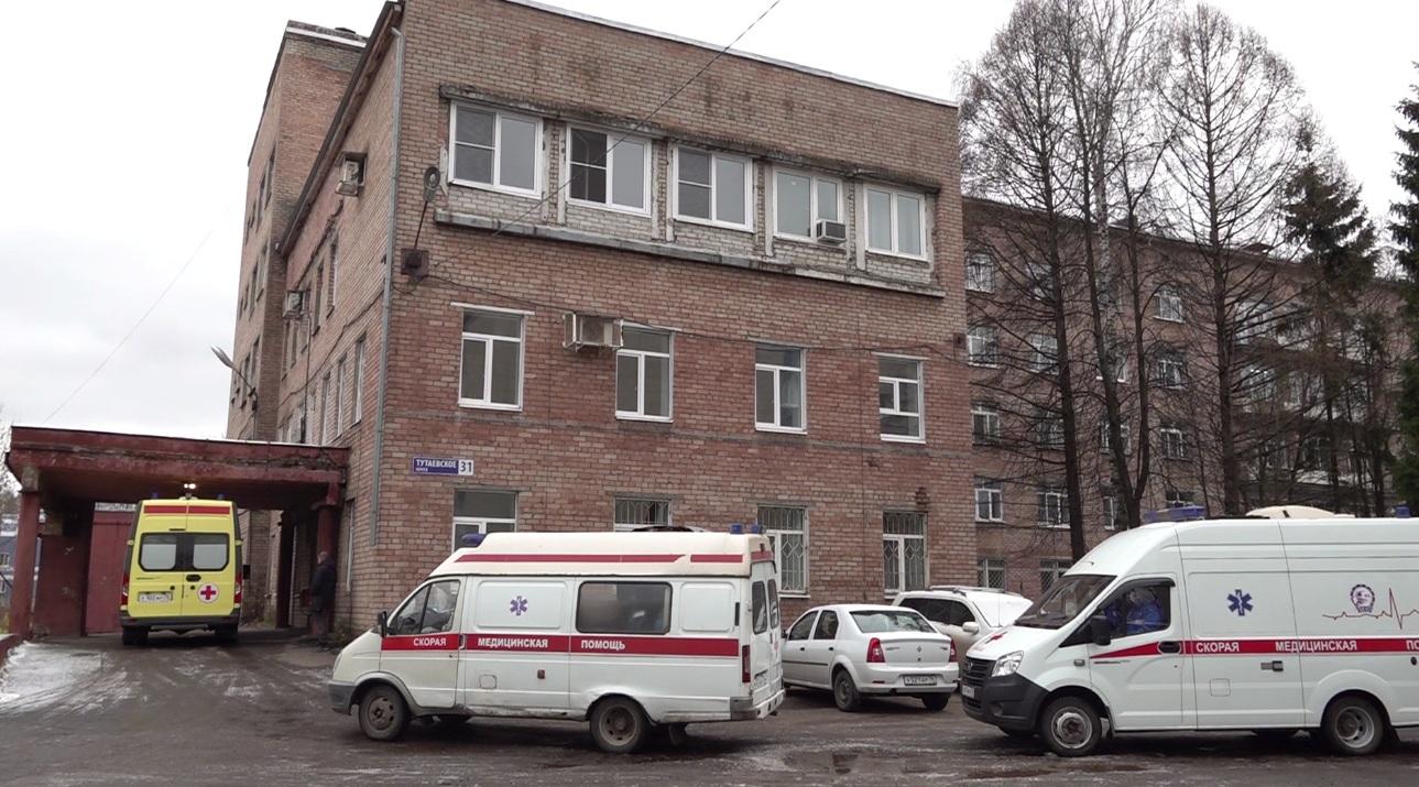 В девятой больнице Ярославля развернули еще 40 коек для больных новой коронавирусной инфекцией
