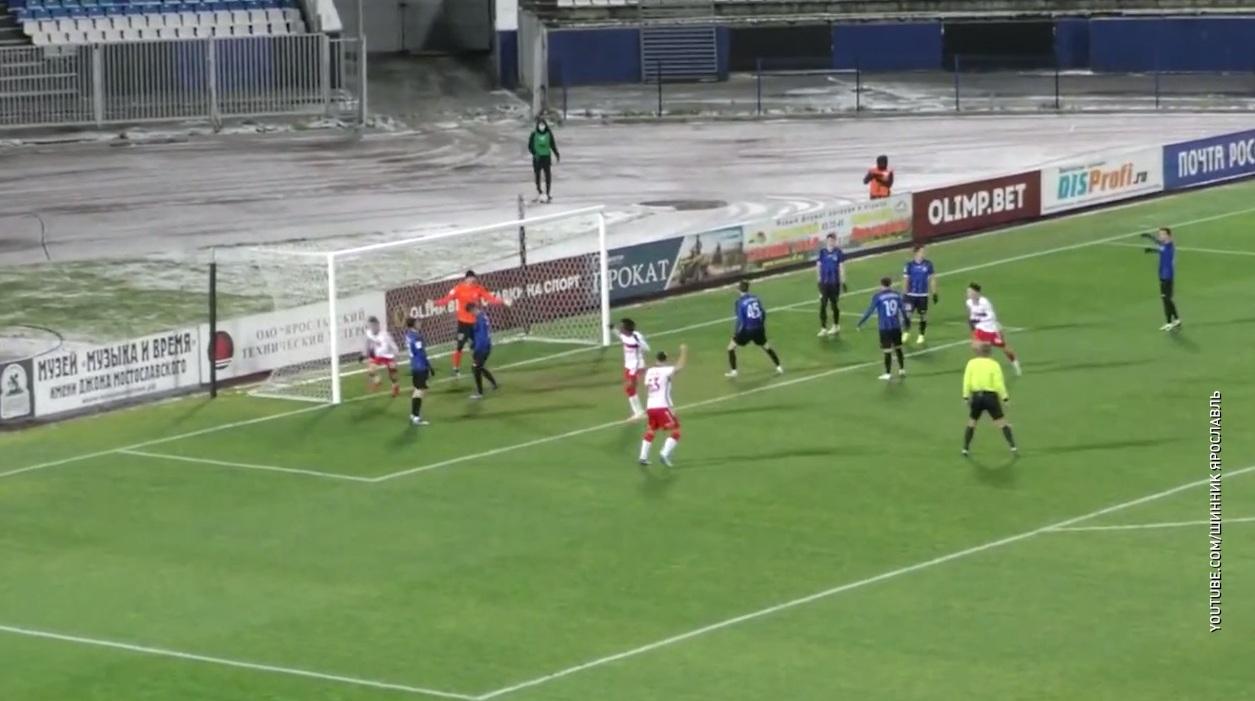 Стартовал с поражения: «Шинник» проиграл первый матч после назначения нового главного тренера