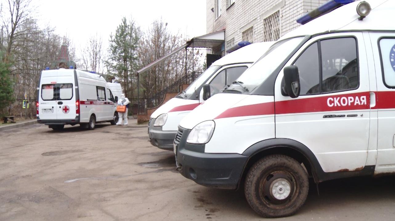 В Ярославской области в этом году автопарк скорых обновили на 46 машин