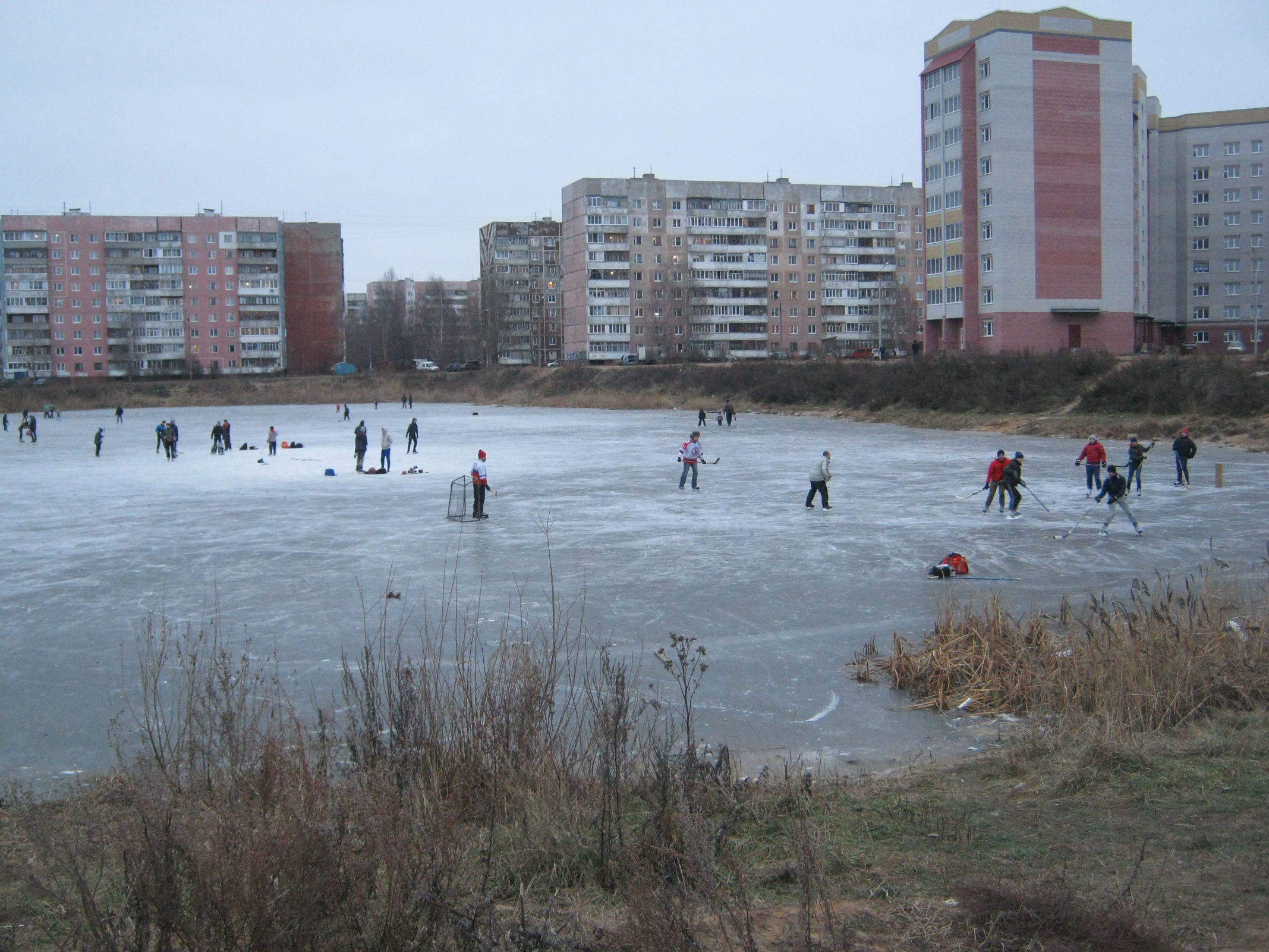 «Бесснежная зима» ждет на следующей неделе ярославцев