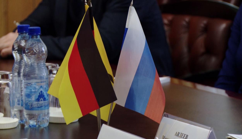 В Ярославскую область с пятидневным визитом прибыла немецкая делегация