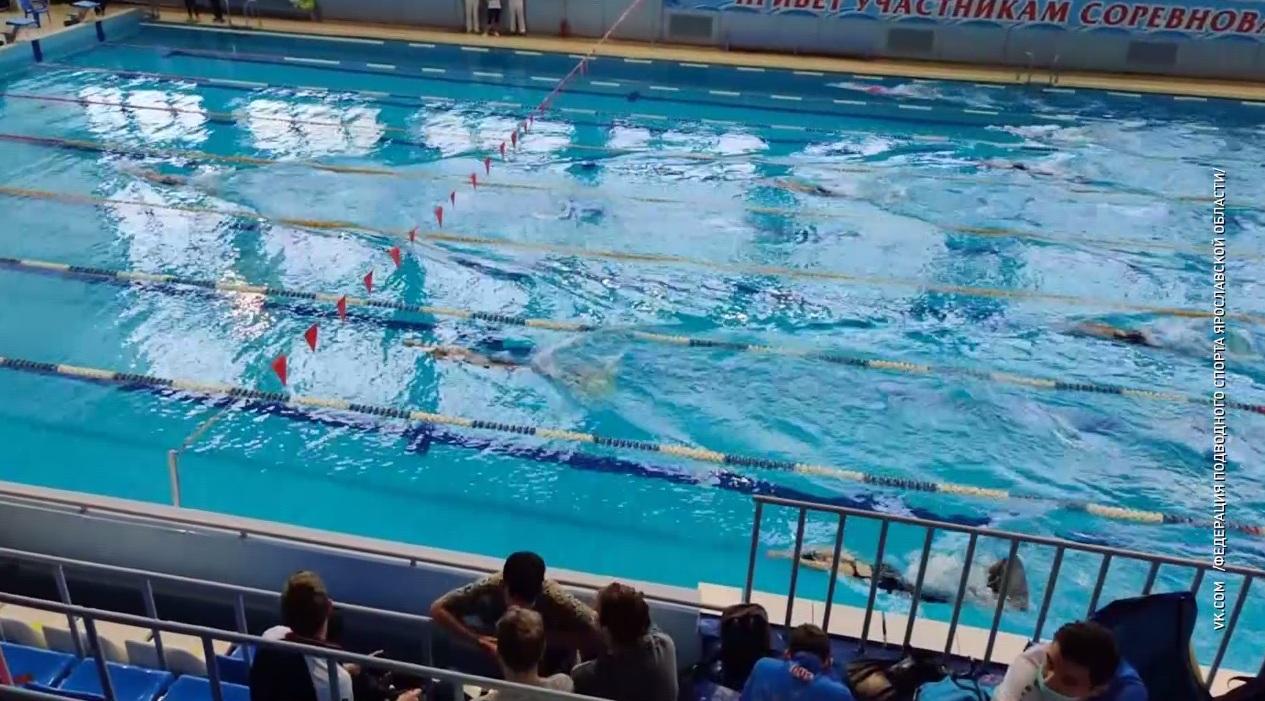 «Я + спорт» от 12.11.2020: Первенство России по роллер-спорту и итоги всероссийских соревнований по подводному плаванию
