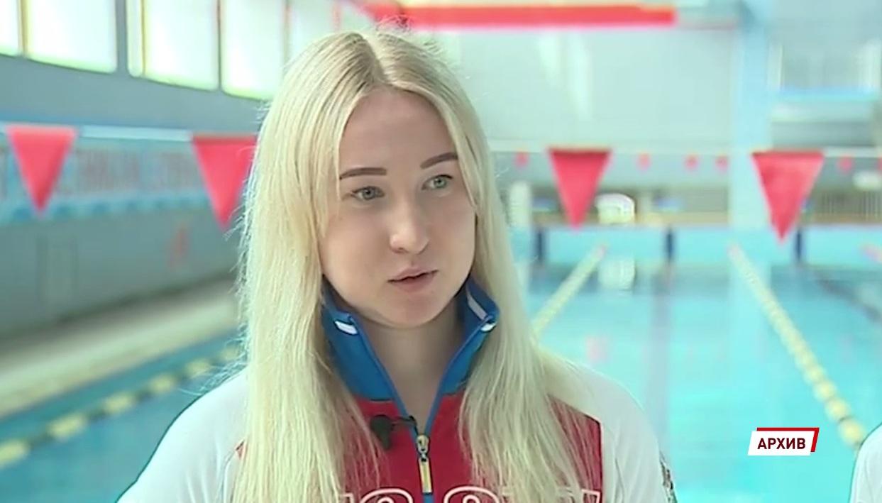 Ярославна на чемпионате страны по подводному спорту завоевала медали и установила рекорд России