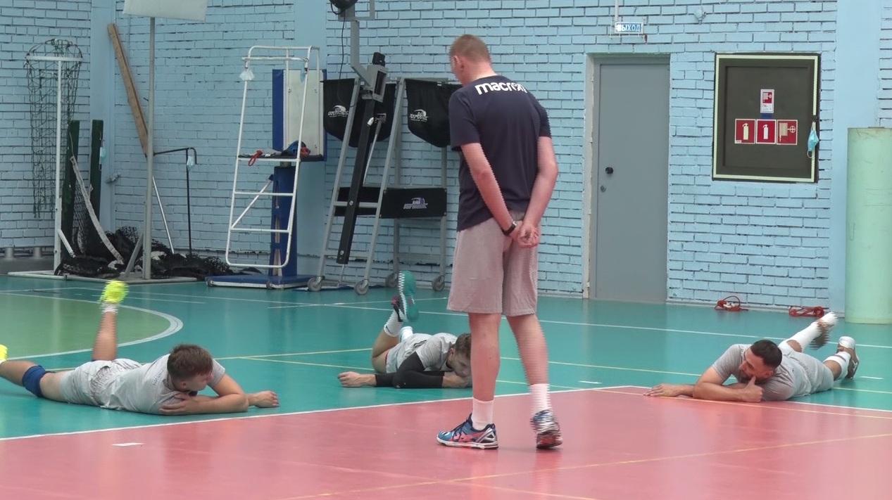 Старший тренер волейбольного «Ярославича» покинул свой пост