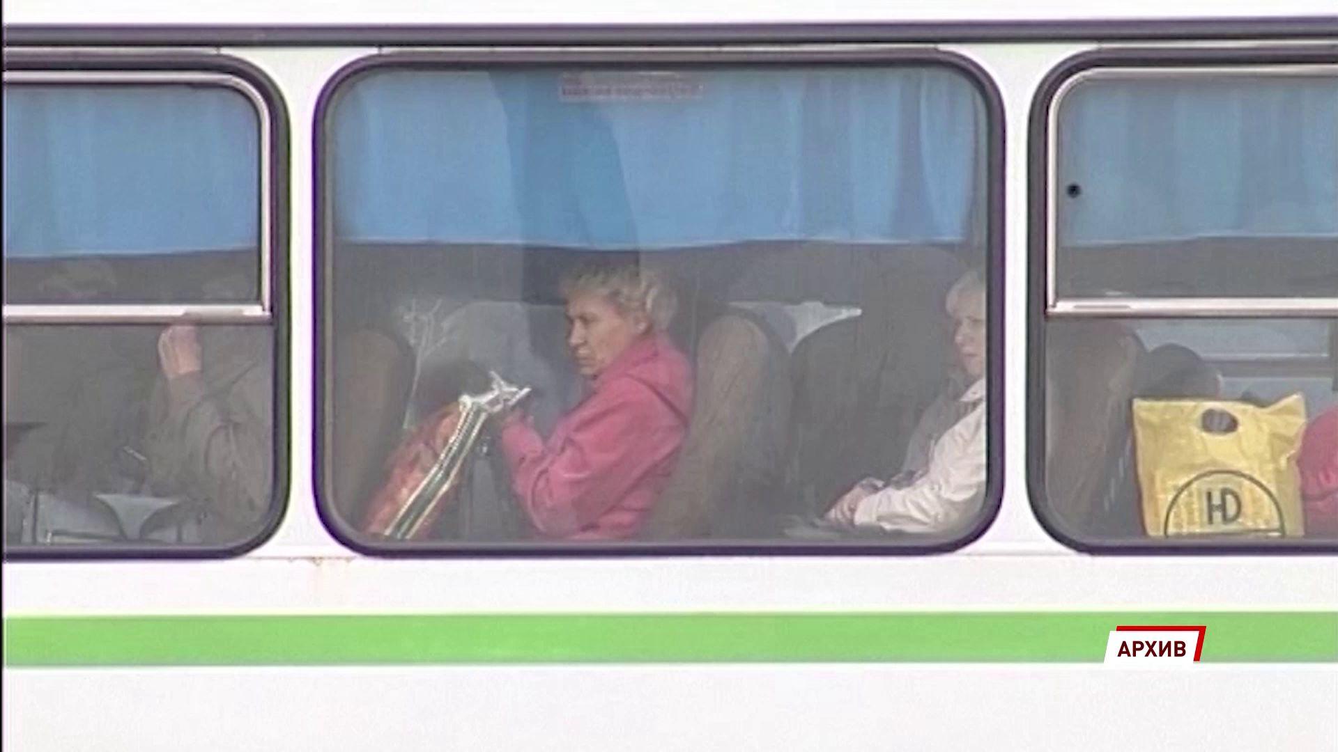 Вместо теплохода: правый и левый берег Тутаева временно свяжет автобус