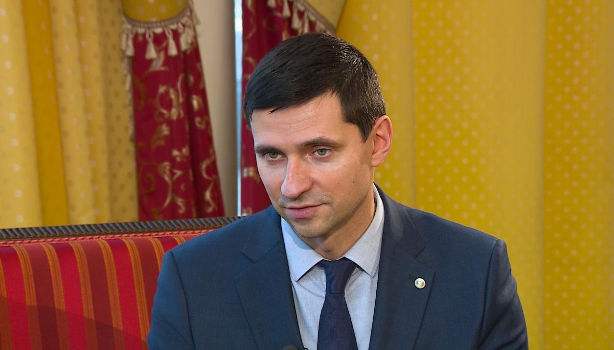 Дмитрий Глушков: «В 2020-м главная задача – разрабатывать меры поддержки нашим предприятиям»