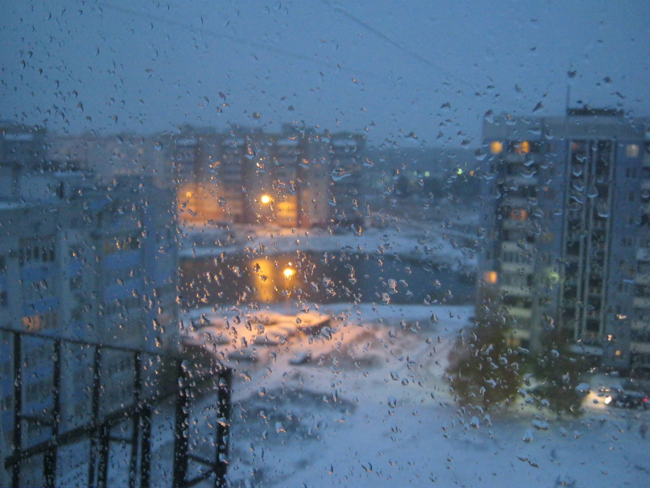 Ветер, снегопад, ледяной дождь, оттепель и мороз: до конца недели ярославцев ждет целый спектр неприятных погодных явлений