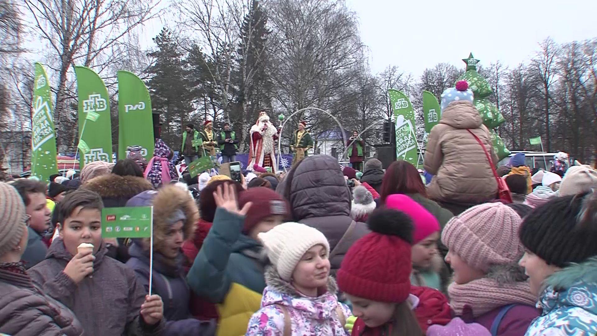 Ярославцы вспомнили самые яркие подарки от Деда Мороза