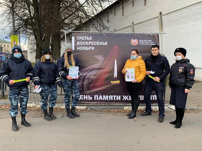 Пугающая статистика: в Ярославле на дорогах в этом году погибли 28 человек