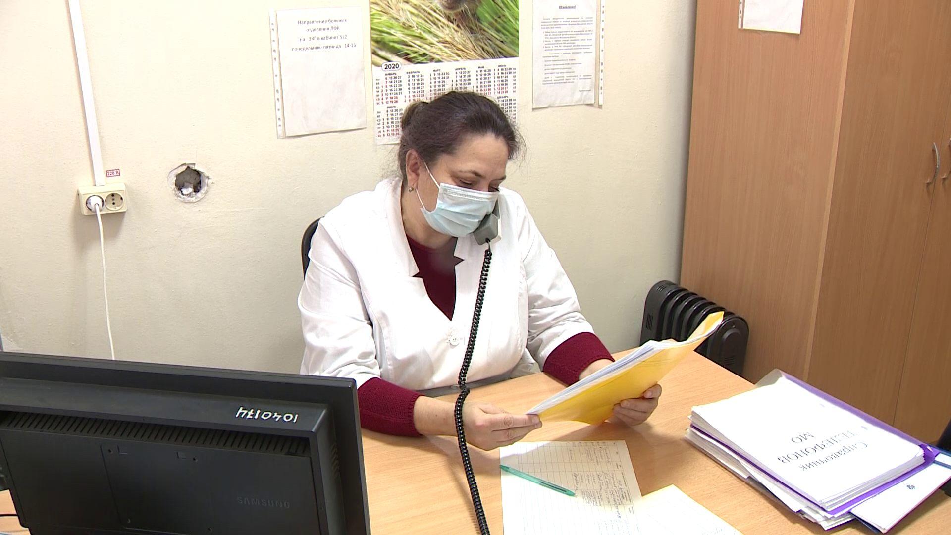 Горячая линия по коронавирусу будет работать в новогодние праздники