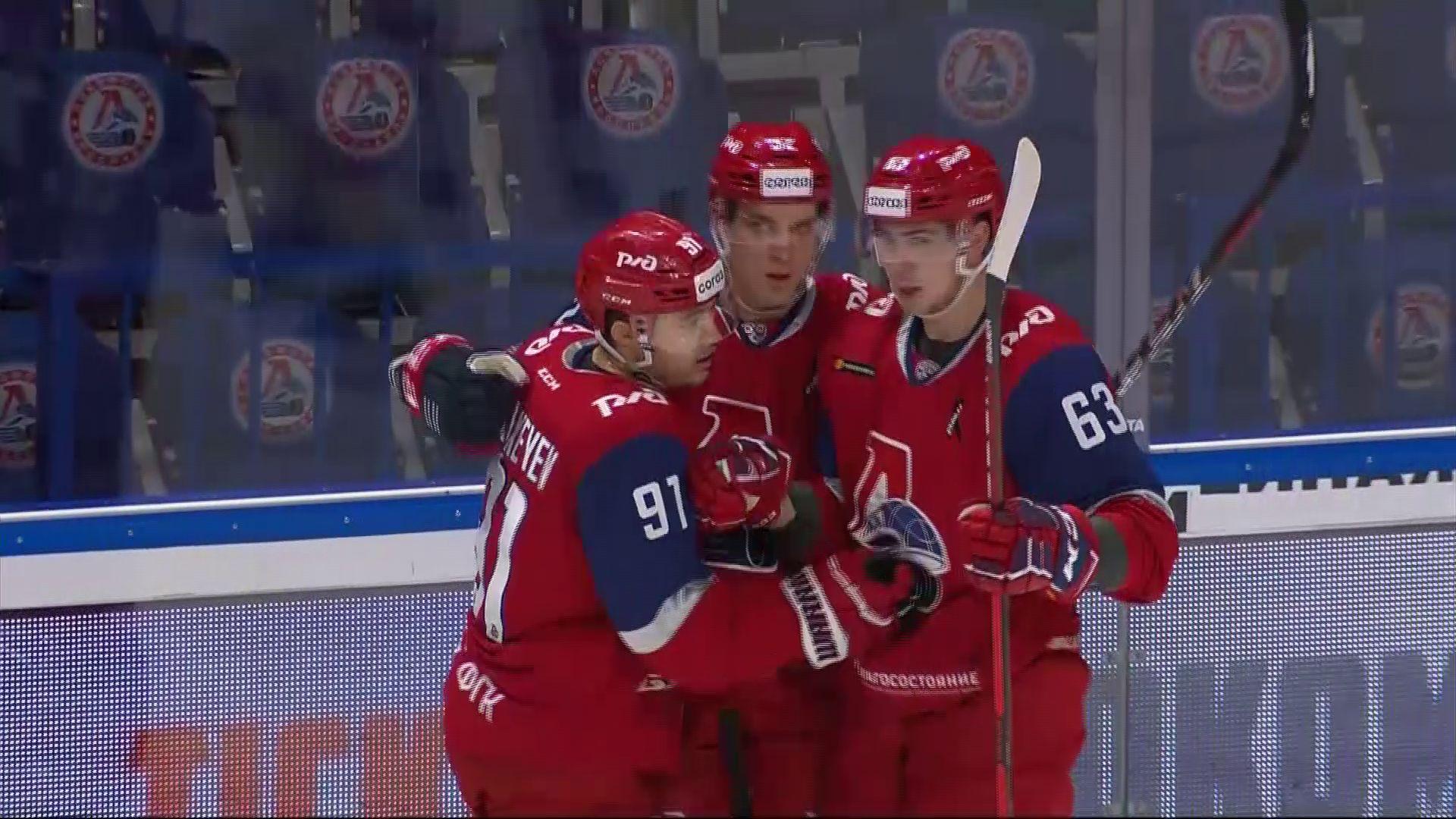 «Локомотив» проиграл третий раз подряд