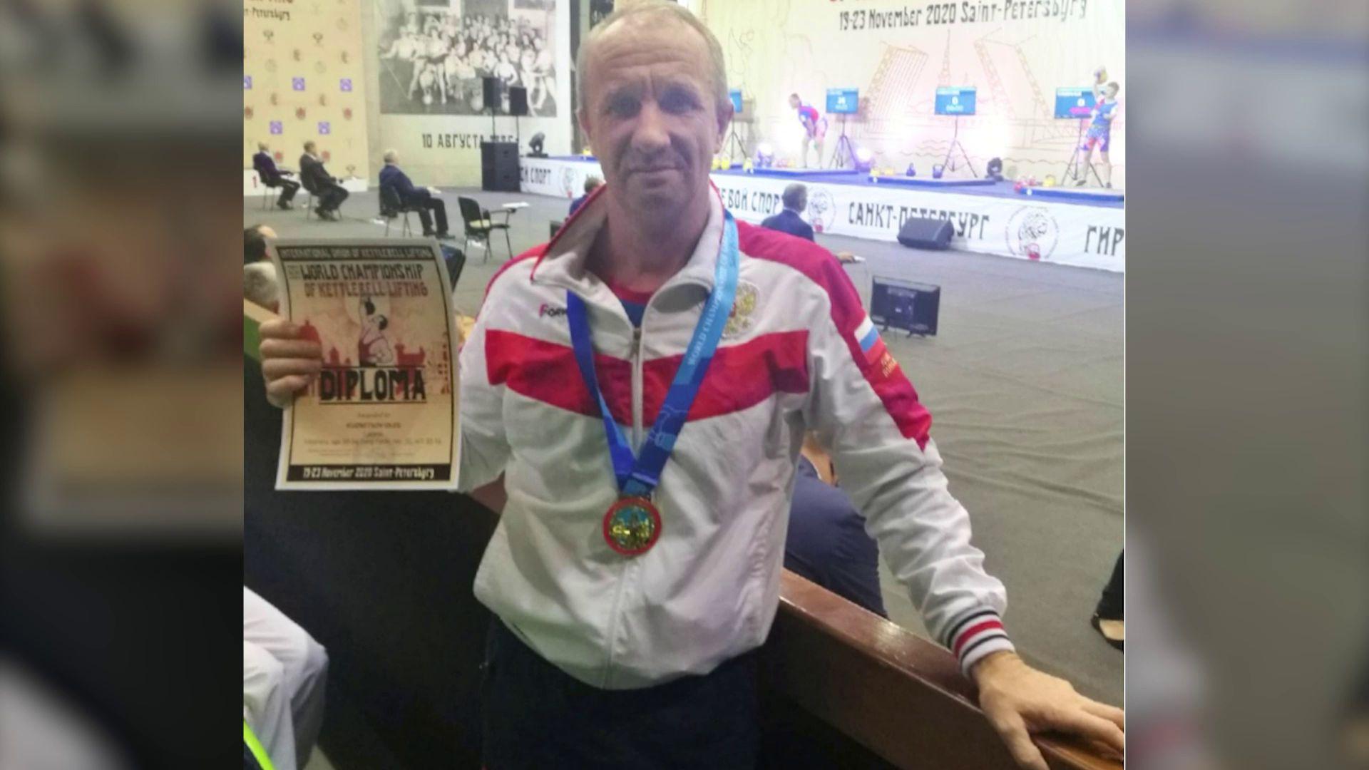 Ярославцы привезли четыре медали с чемпионата и первенства мира по гиревому спорту