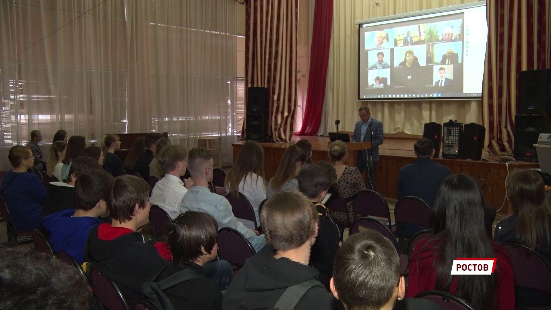 Школьники Ярославской области сами будут реконструировать столовые и спортивные площадки