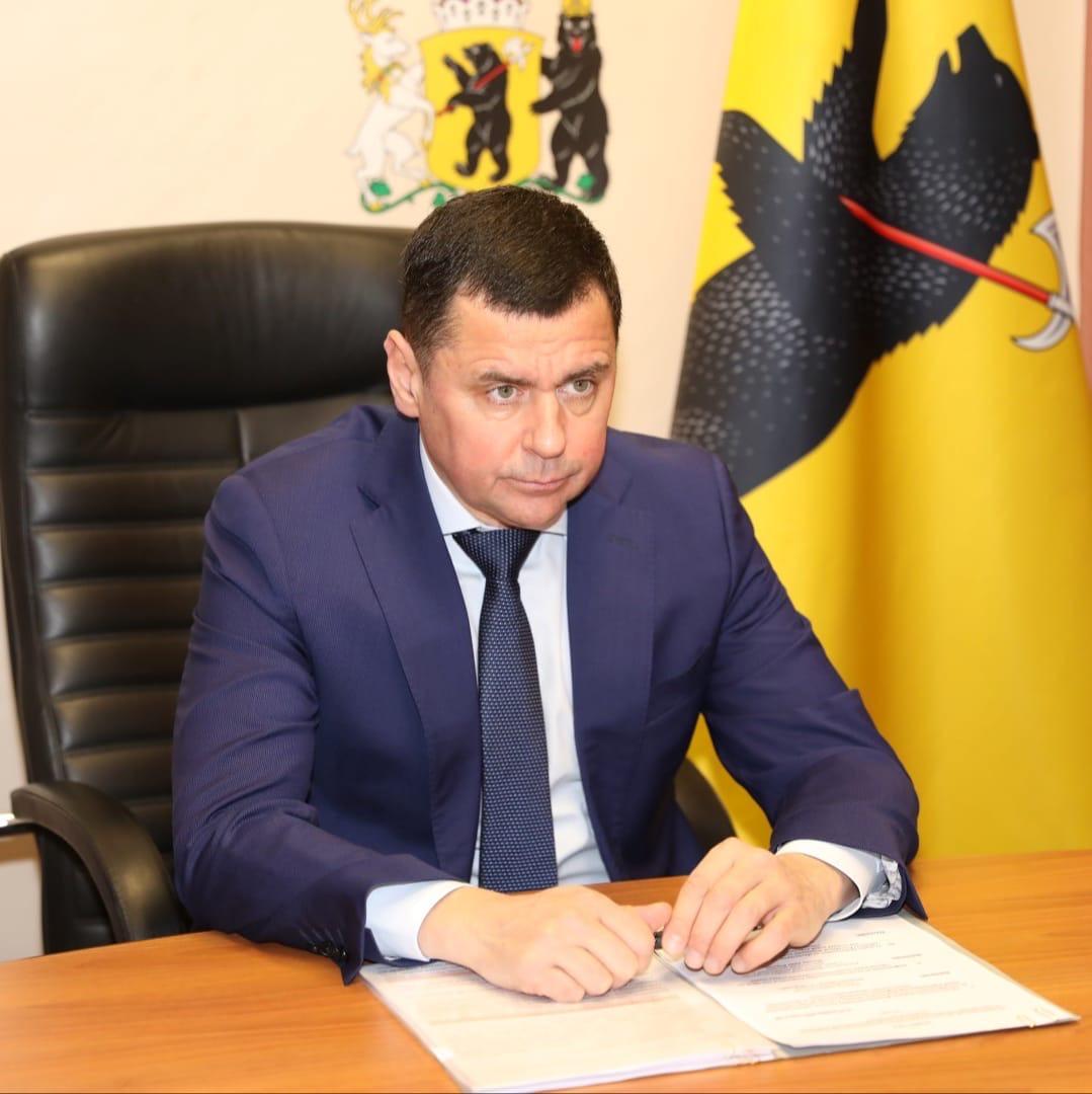 Дмитрий Миронов: в Ярославской области число проведенных тестирований на коронавирус превысило три тысячи