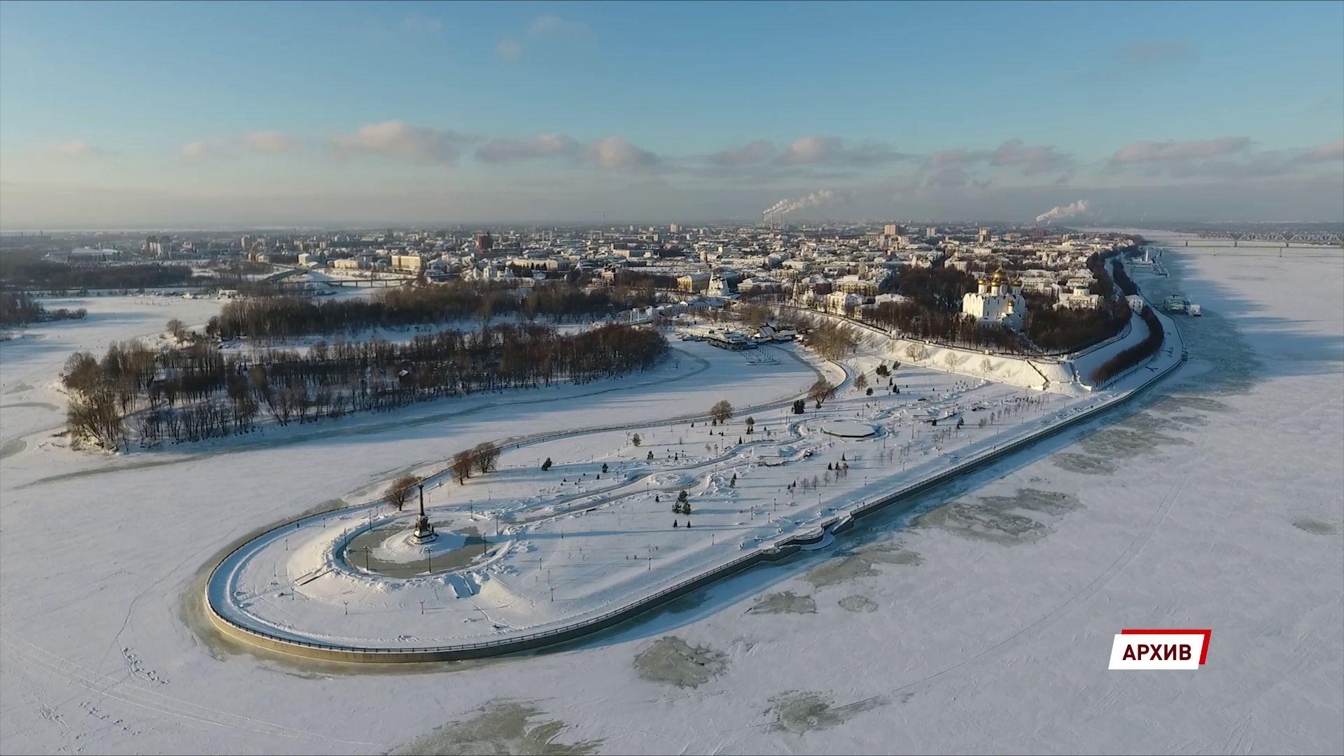 В Ярославле хотят объединить Волжскую и Которосльную набережные