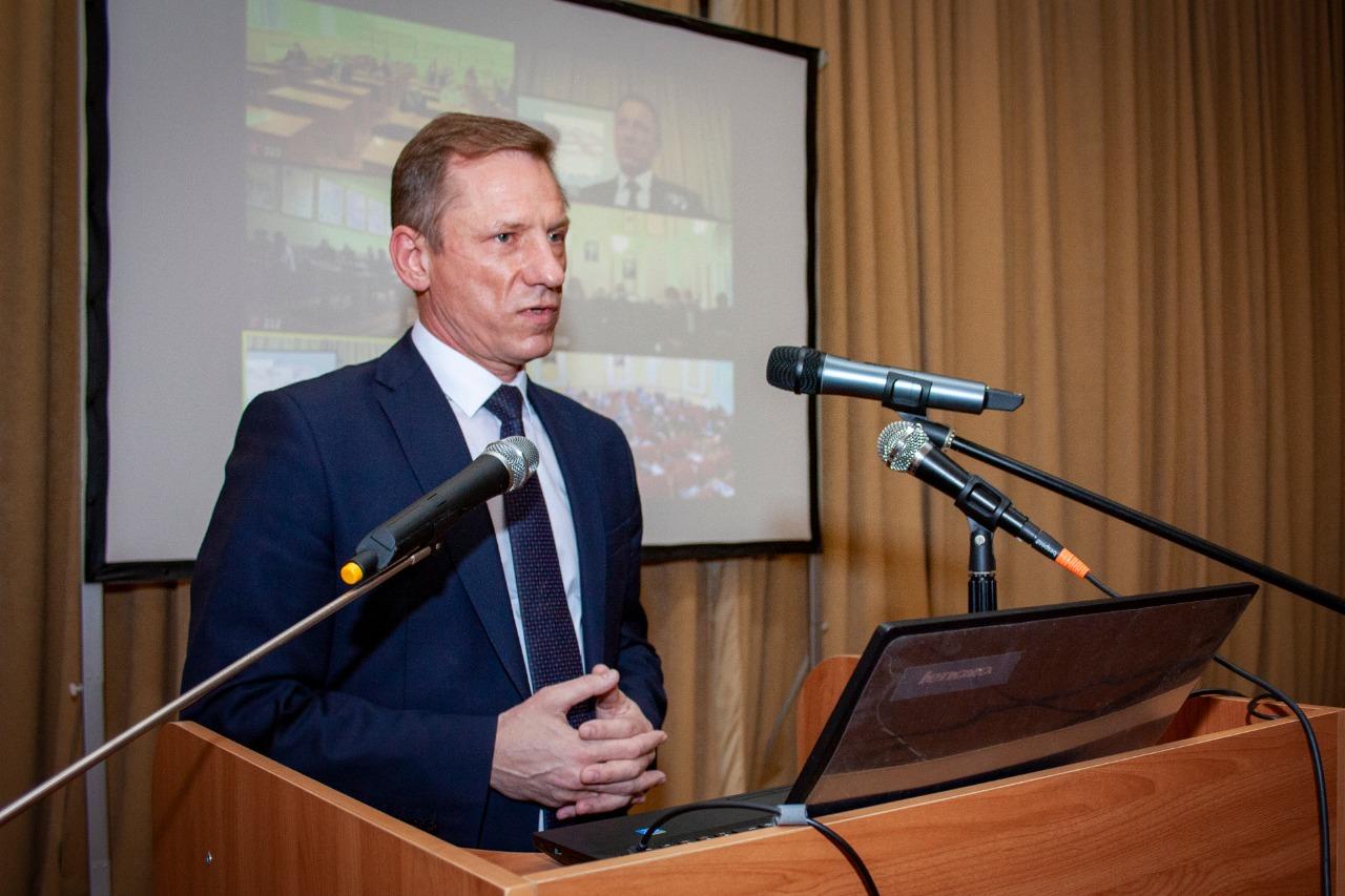 В Рыбинском государственном авиационном техническом университете прошли выборы ректора