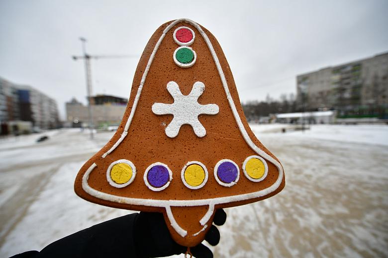 Украшенных к Новому году территорий в Ярославле станет больше