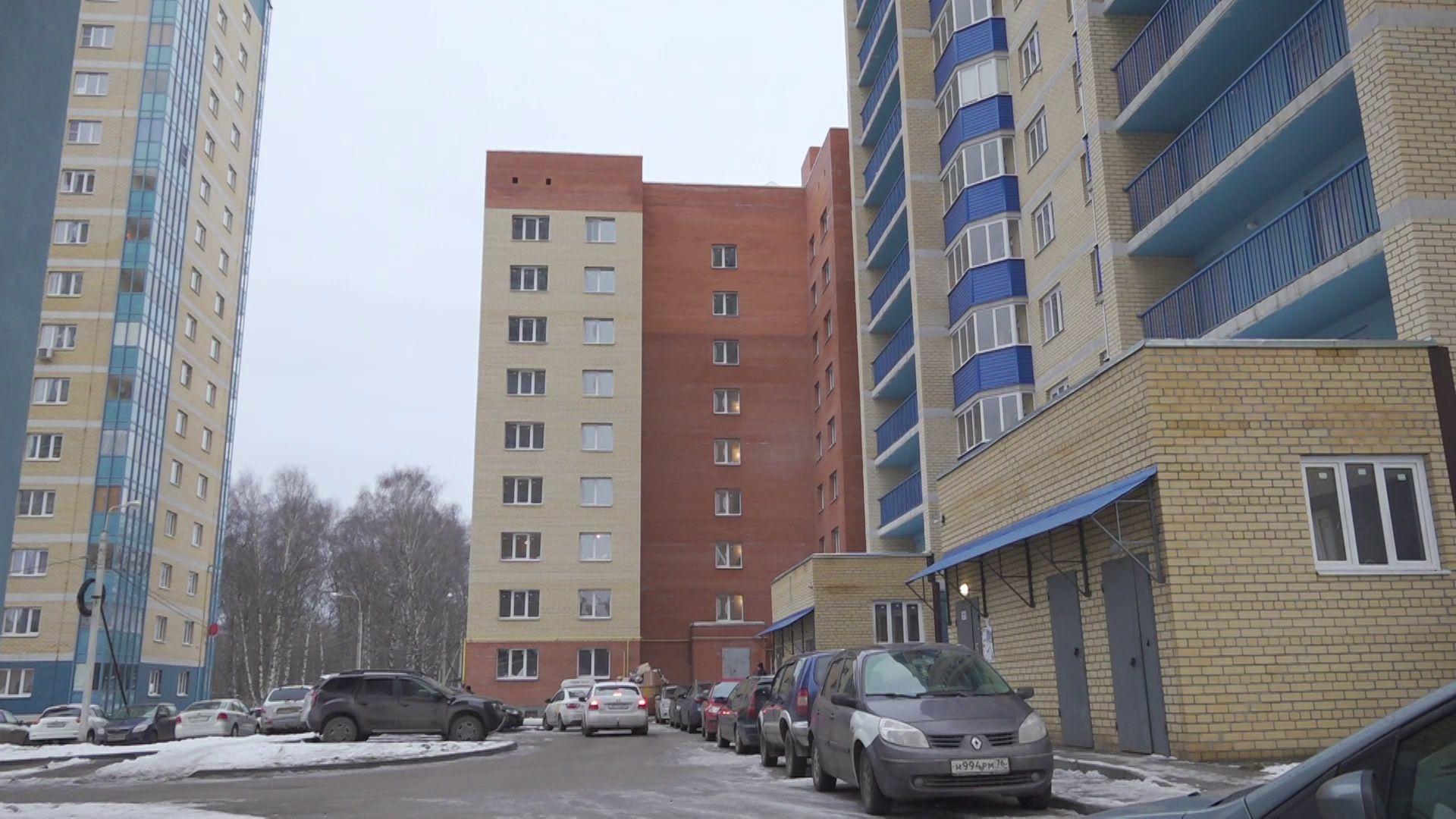 В регионе в 2020-м долгожданное жилье получили почти 1600 обманутых дольщиков