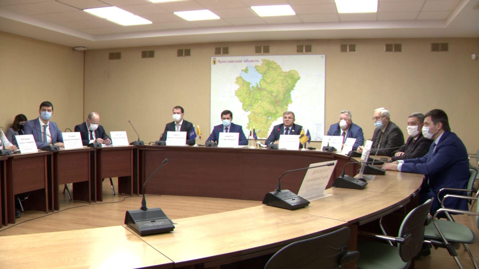 В Ярославской области представители Правительства ответили на вопросы бизнесменов