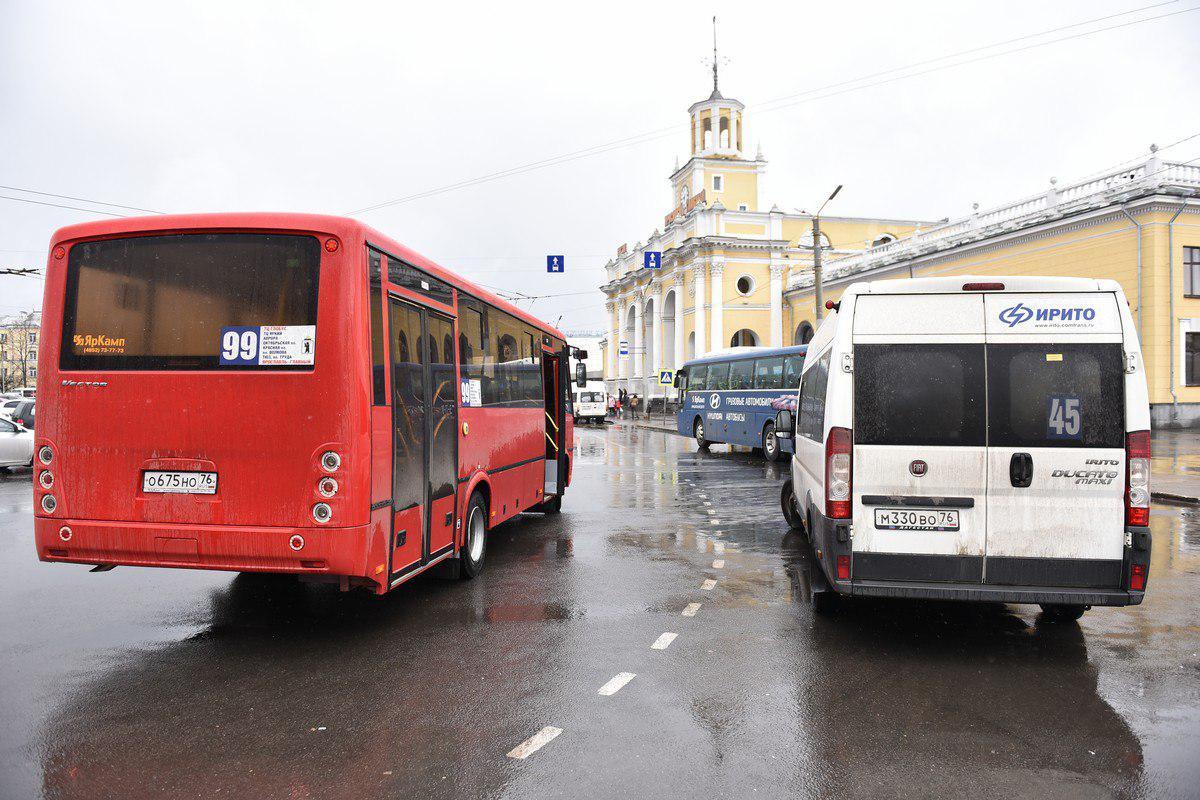 Пересадочный тариф будет полностью бесплатный: мэрия Ярославля прокомментировала ситуацию с отказом от маршруток