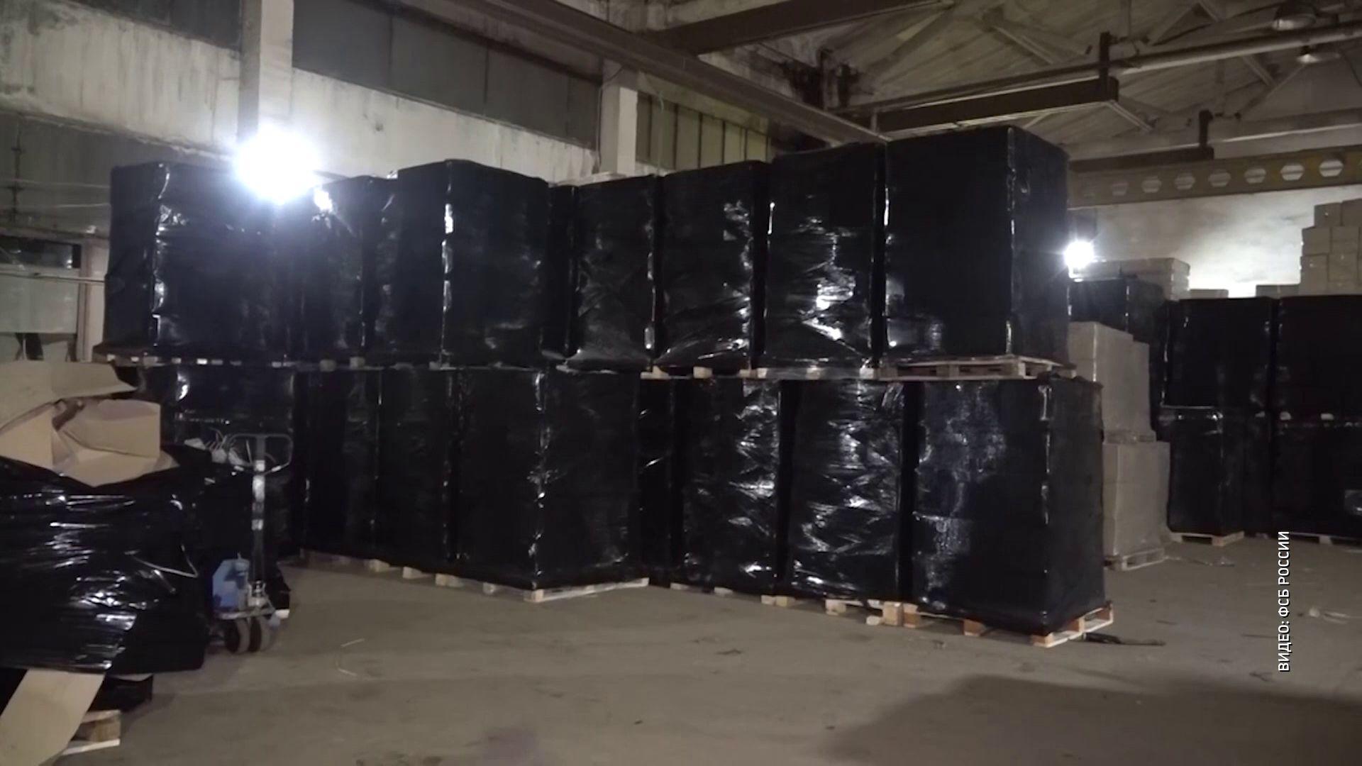 Под Переславлем накрыли подпольный цех по производству спиртного