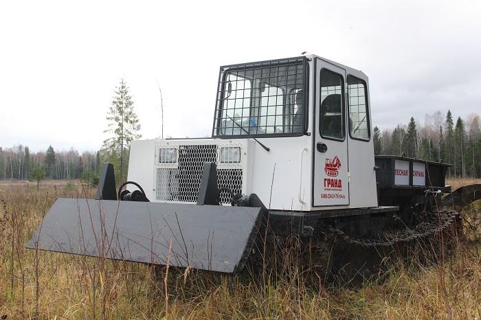 Более трех тысяч гектаров земель подготовили в Ярославской области под лесовосстановление