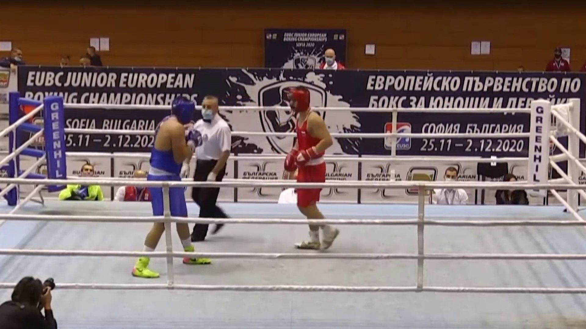Рыбинец выиграл первенство Европы в Болгарии
