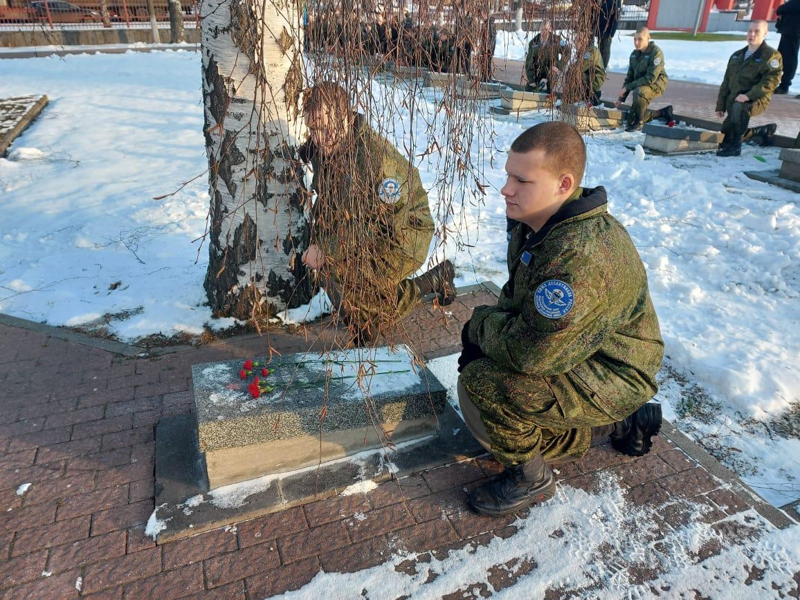 В Ярославле почтили память бойцов, умерших в эвакогоспиталях