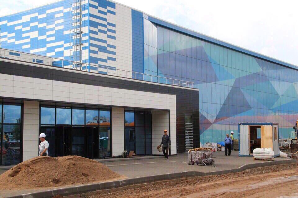 Стало известно, когда откроют новый ФОК в Дзержинском районе Ярославля