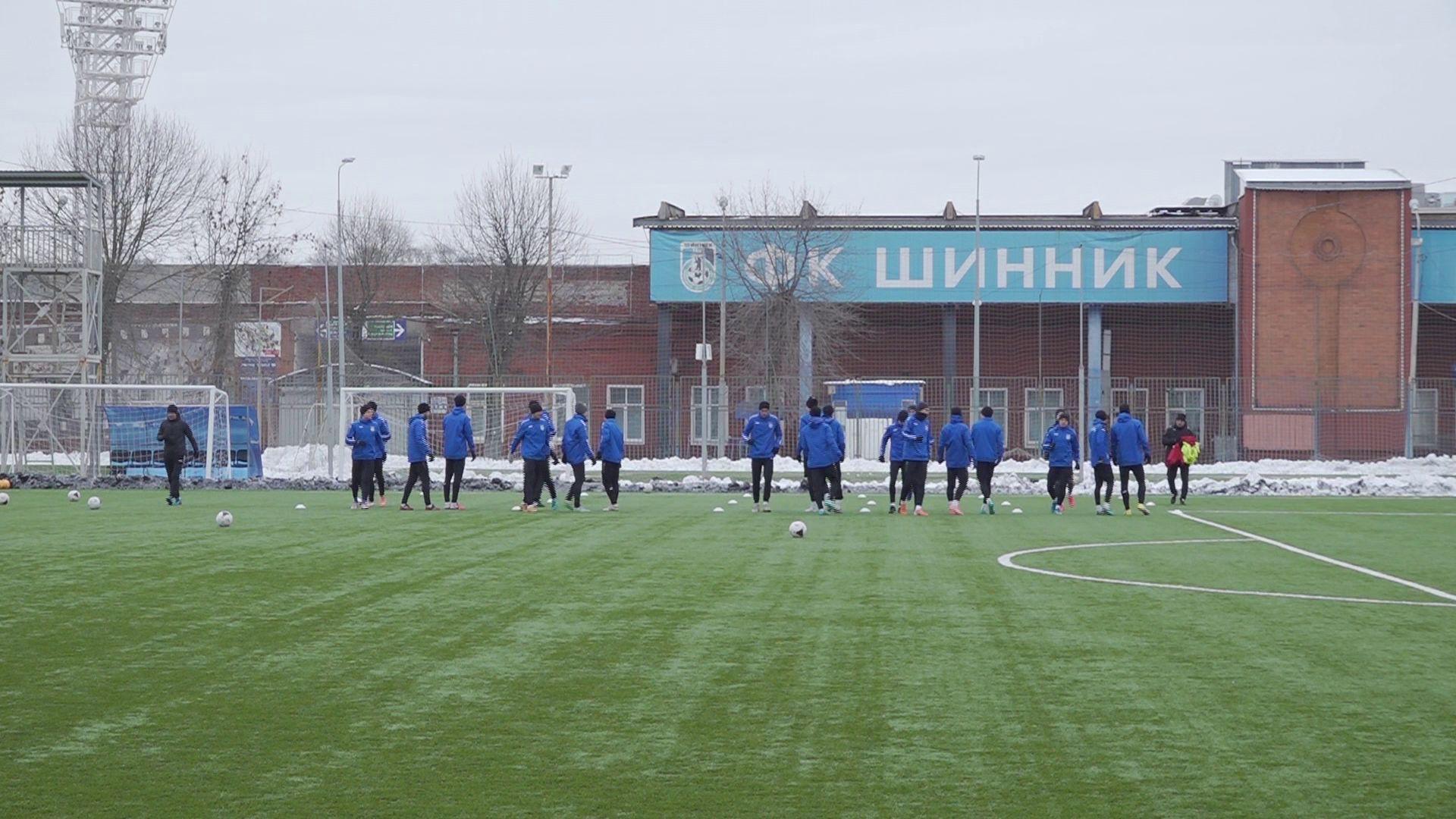 Ярославский «Шинник» впервые сыграет в декабре