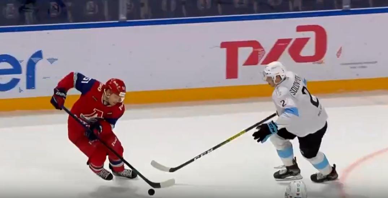 Ярославский «Локомотив» представил подборку лучших голов ноября
