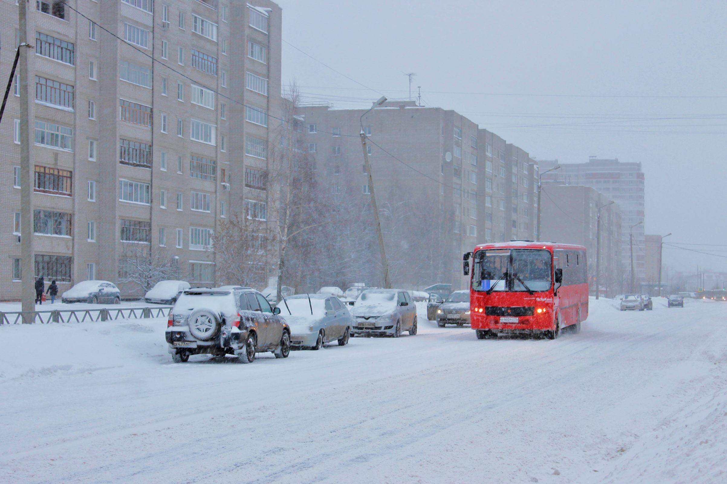 Норское и центр свяжет новый автобусный маршрут