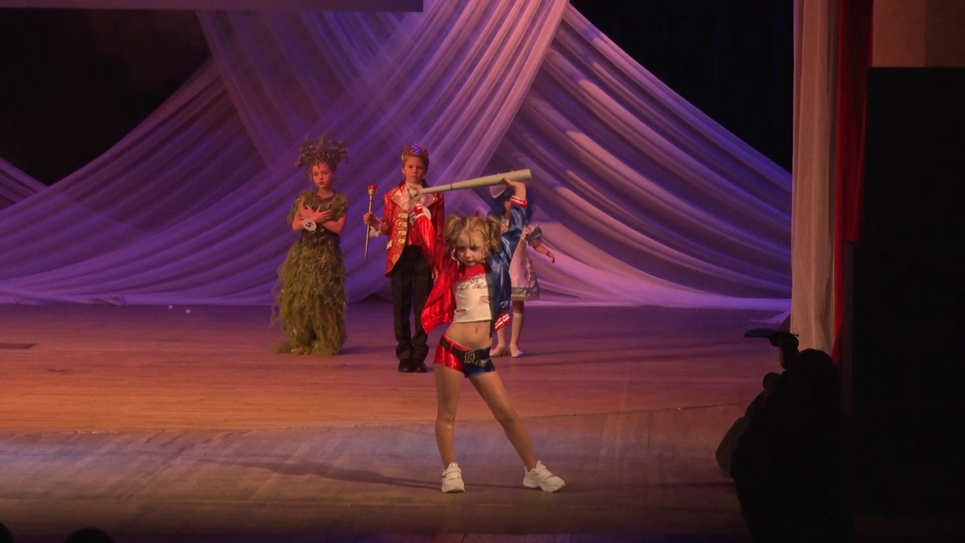 Конкурс «Детская топ-модель Ярославль» впервые прошел в столице Золотого кольца