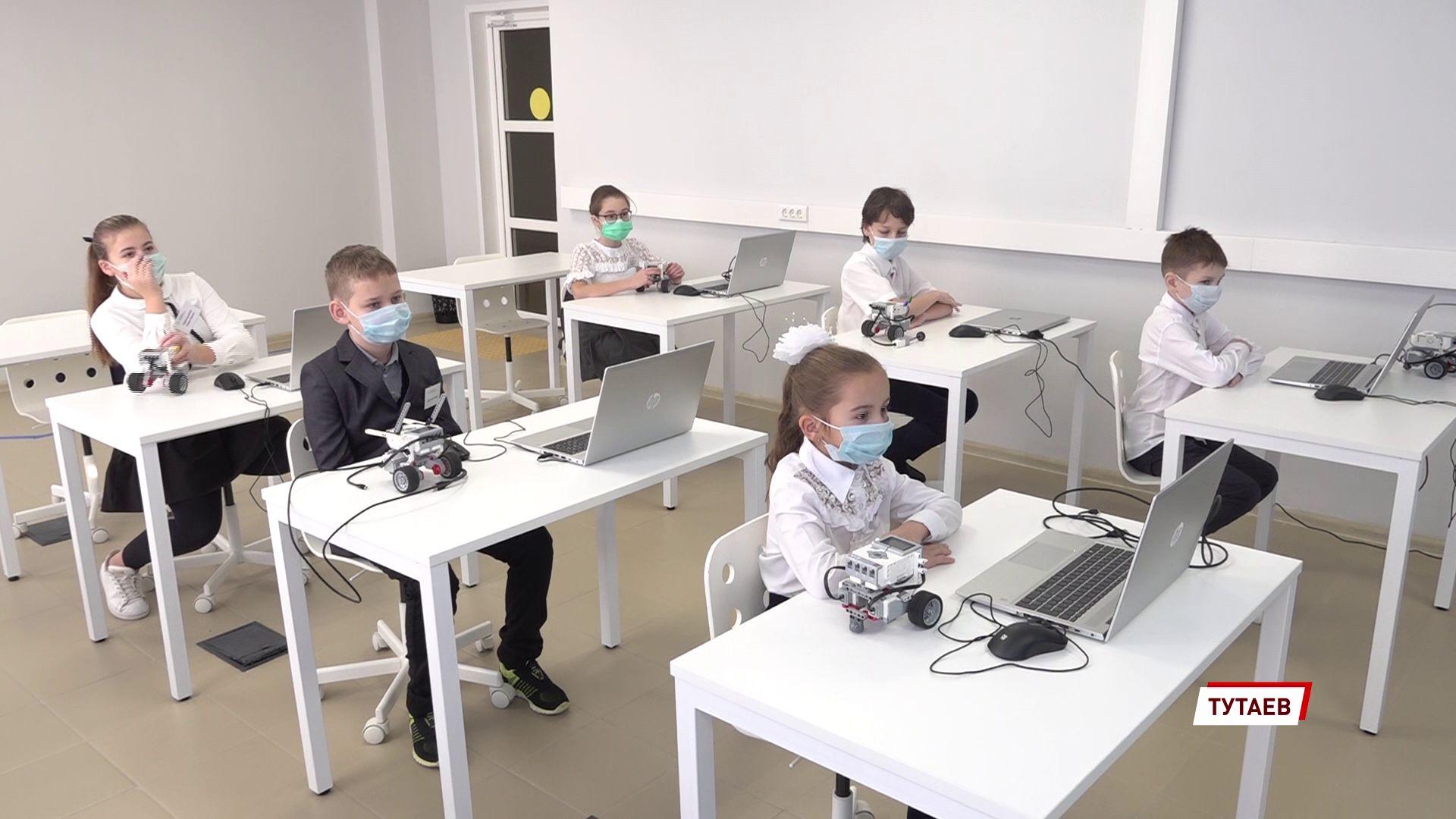 Перед учениками айти-куба в Тутаеве открываются перспективы сотрудничества с крупнейшими компаниями России