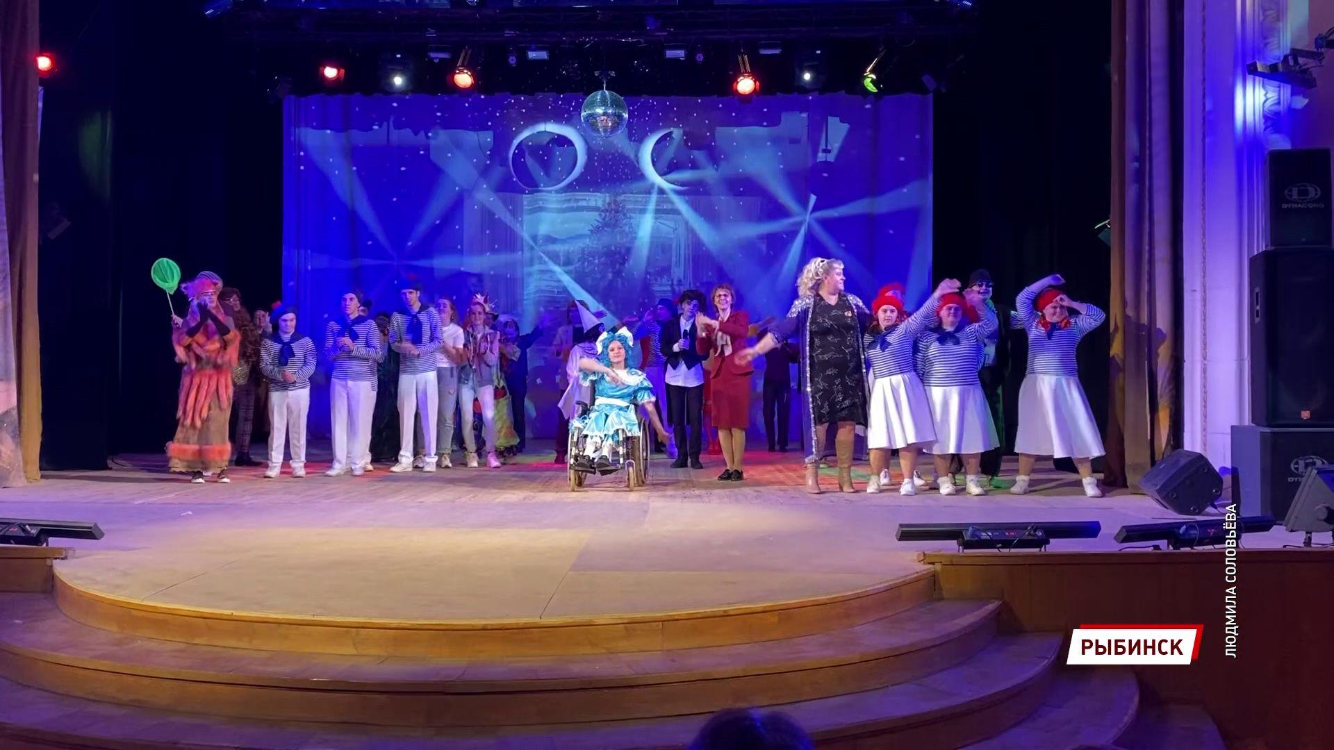 «Доброта в лицах»: труппа из известных ярославских артистов и особенных детей отправились на первые гастроли
