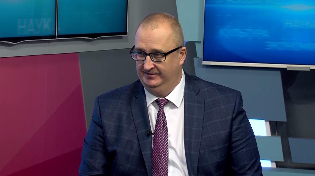 «В тему»: Дмитрий Яковицкий – о достижениях налоговых органов