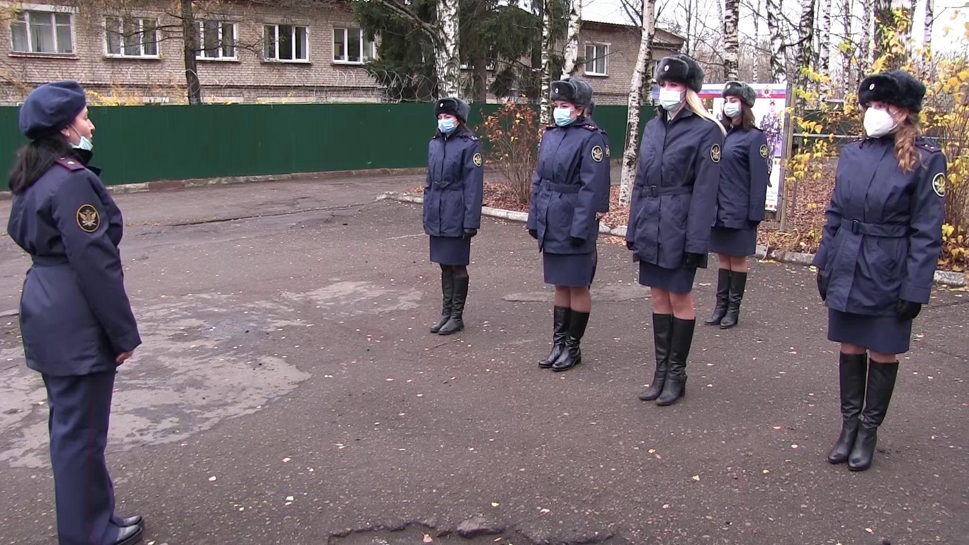 В Ярославской области выбрали самую красивую сотрудницу службы исполнения наказания