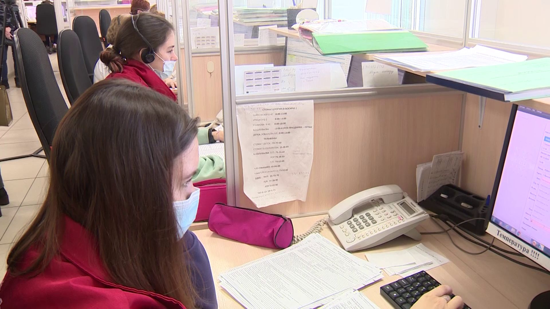 Студенты ЯГМУ безвозмездно помогают на станции скорой помощи