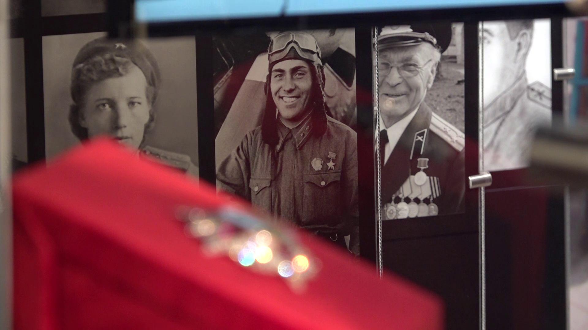 В Ярославле открыли обновленную экспозицию Музея боевой славы