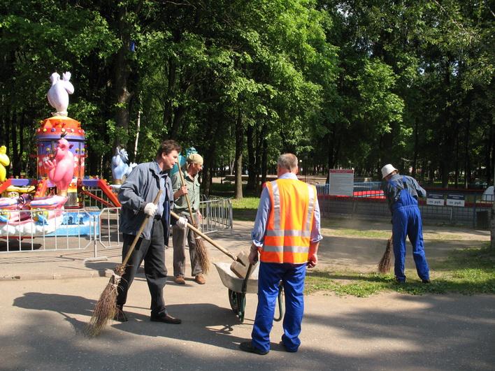 К общественным работам в Ярославской области готовы привлечь более 850 человек
