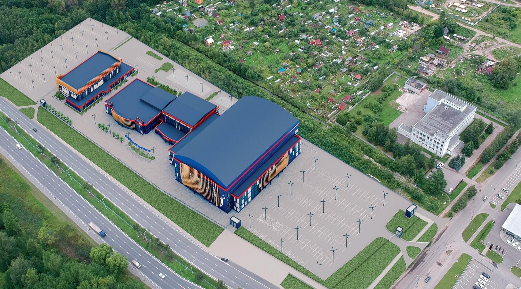 Дмитрий Миронов: приступили к подготовительным работам по строительству волейбольного центра